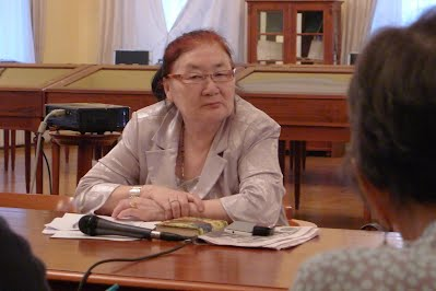 Ульяна Алексеевна Винокурова